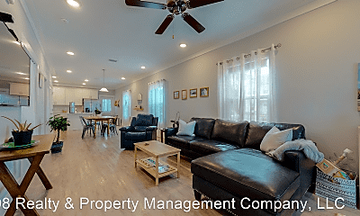 Living Room, 49 N Sand Palm Rd, 1