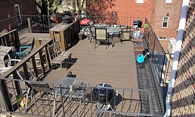 Patio / Deck, 1730 New Hampshire Ave NW, 2