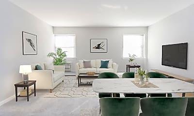 Living Room, 1569 Edge Hill Rd, 2
