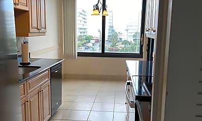 Kitchen, 3589 S Ocean Blvd 402, 1