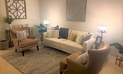 Living Room, Briar Court, 0