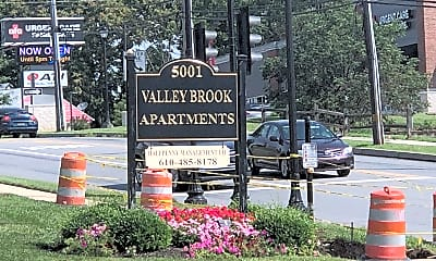 Valley Brook Apartments, 1