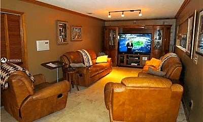 Living Room, 11350 SW 30th St, 0