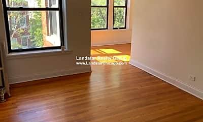 Living Room, 4819 N Albany Ave, 0