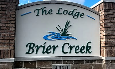 Brier Creek Senior independent Living, 1