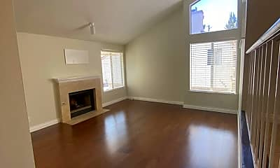 Living Room, 3318 Darby St, 0