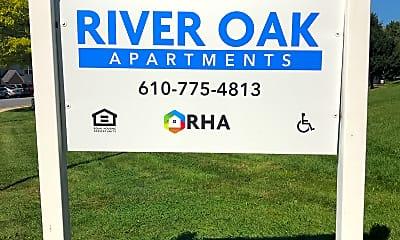 River Oak Apartments, 1