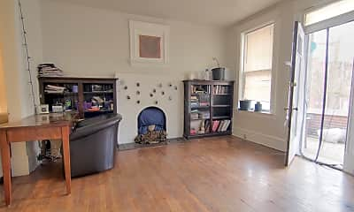 Living Room, 3111 Portis Ave, 1