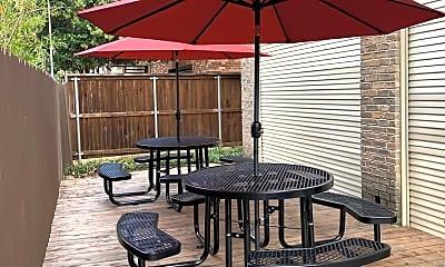 Patio / Deck, 3438 Daniel Ave, 2