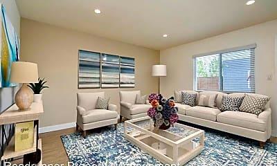 Living Room, 150 E 21st St, 1