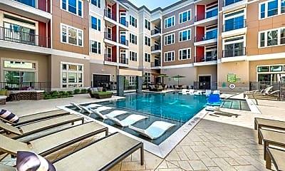 Pool, 9355 John W. Elliott Dr 2-409, 1