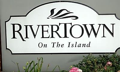 Community Signage, 380 Island Dr 311, 1