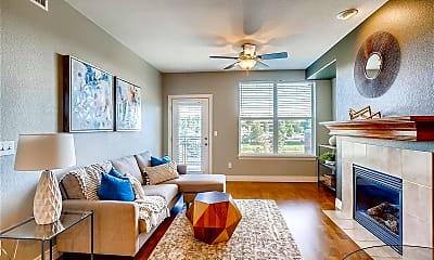 Living Room, 9019 E Panorama Cir Unit #219, 1