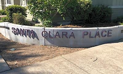 Santa Clara Place, 1