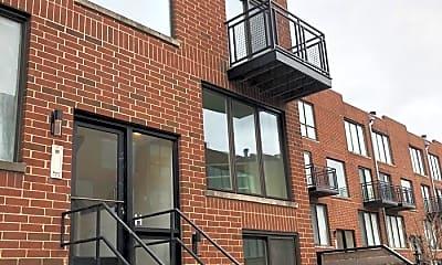Building, 964 W Grace St, 2