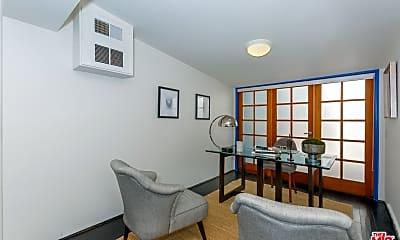 Living Room, 465 S Sherbourne Dr, 2