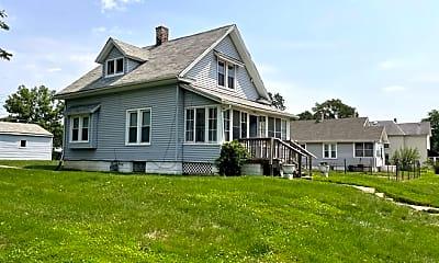 Building, 3048 Evans St, 1