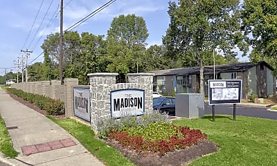 Community Signage, Madison Franklin, 2