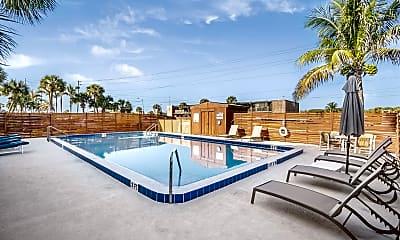 Pool, 333 N Atlantic Ave 222, 2