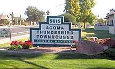 Acoma Thunderbird Townhomes, 1