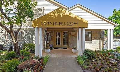 Community Signage, Windrush, 2