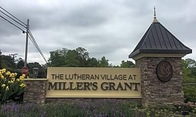 LUTHERAN VILLAGE AT MILLER'S GRANT, 1