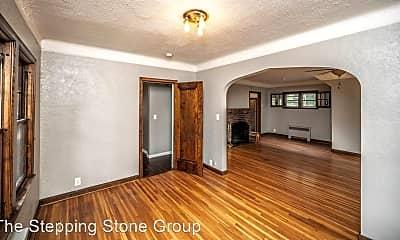 Living Room, 4324 - 4326 West Lake Harriet Parkway, 2