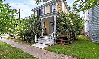 Building, 3820 Parker Avenue, 0