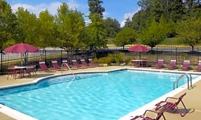Pool, Glen Ridge Commons, 1