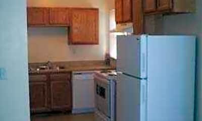 Kitchen, Laurel Commons, 1