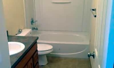 Bathroom, 519 E 11th Ave, 1