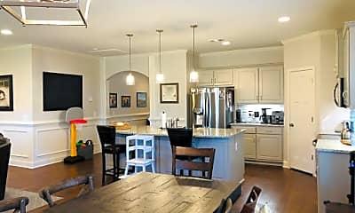 Kitchen, 9677 Capot Dr, 1
