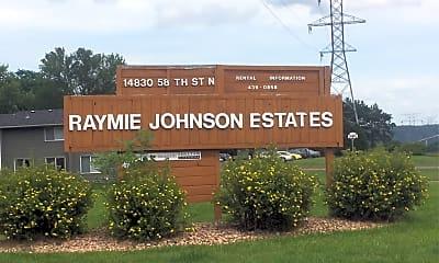 Raymie Johnson Estates, 1