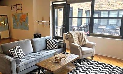 Living Room, 226 N Clinton St, 2
