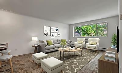 Living Room, 3120 Hennepin Ave 207, 1