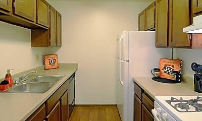 Kitchen, Pennbrooke Apartments, 0