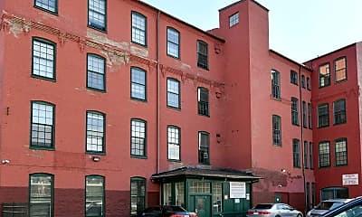 Building, Elm View/Silk Mill Apartments, 2
