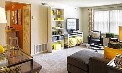 Living Room, Northbrooke Township, 0