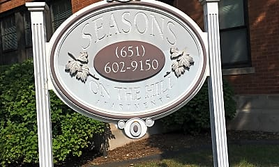 Seasons on the Hill Apartments, 1