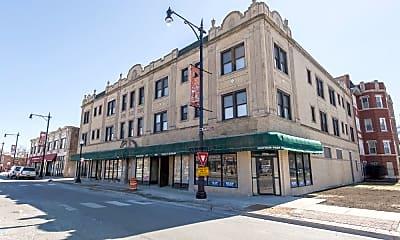 Building, 2235 E 71st St, 1