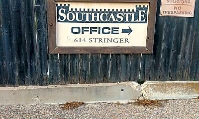 SOUTH CASTLE APARTMENTS, 1