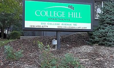 COLLEGE HILL, 1