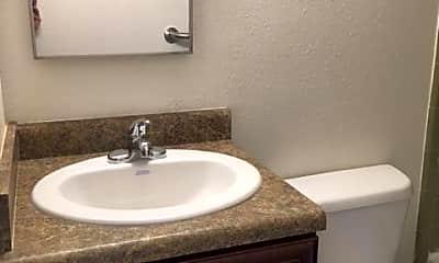 Bathroom, The Bond House, 1