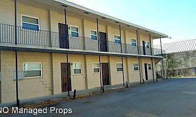 Building, 2210 Bienville St, 0