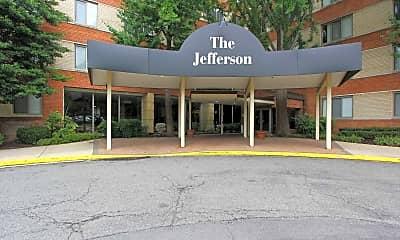 Leasing Office, The Jefferson, 2