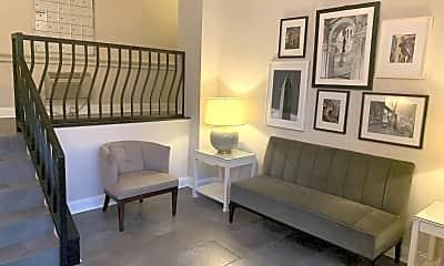 Living Room, 2130 N St NW 205, 1