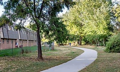 Building, Aspen Park, 1