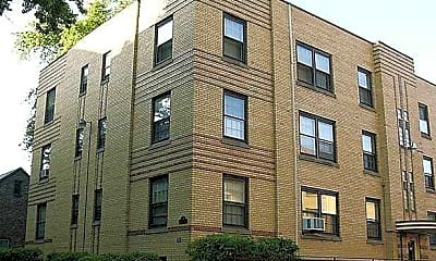 Building, Bennett Apartments, 0