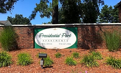 Presidential Park Apartments, 1