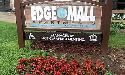 Edge of Mall Apartments, 1